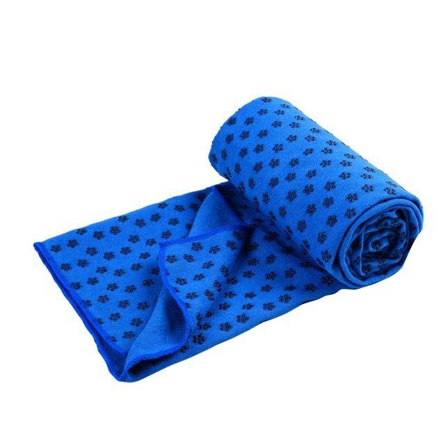 Csúszásmentes törölköző - kék - Háztartási kellékek  750a4868c3