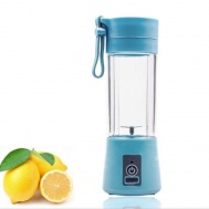 USB smoothie mixer - kék