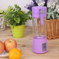 USB smoothie mixer - lila