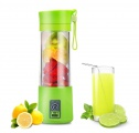 USB smoothie mixer - zöld